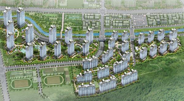 [용인신봉 동일하이빌①규모]동일하이빌, 용인신봉에서 대규모 아파트 분양