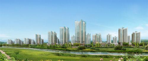 [용인신봉센트레빌①규모]동부건설, 용인신봉지구에 중대형 아파트 분양