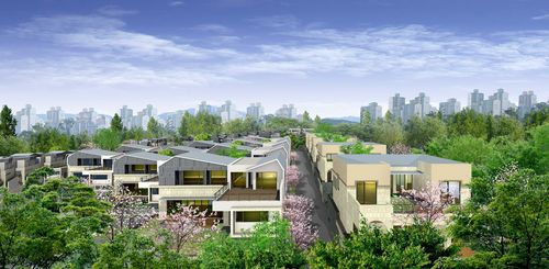 [동문 윈슬카운티①규모]동문건설, 교하신도시에 단독형 타운하우스 98가구 분양