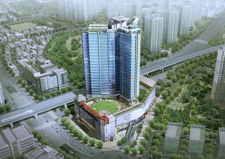 [인천논현 푸르지오시티①규모]대우건설, 인천 논현지구에 첫 오피스텔 분양