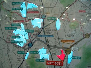 [삼성 래미안 종암3차⑤교통]전형적인 역세권 아파트..월곡역 10분거리