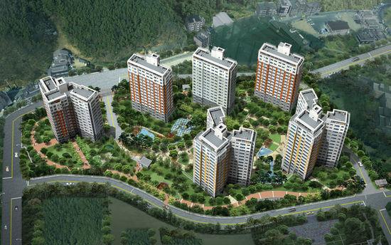 [광주 오포 e-편한세상①규모]대림산업, 광주 오포읍에서 248가구 분양