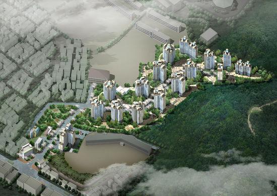 [래미안 전농2차 ①규모]삼성건설, 전농6구역서 143가구 일반분양