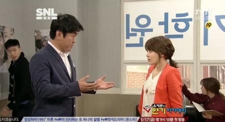 /tvN 'SNL 코리아' 화면 캡처