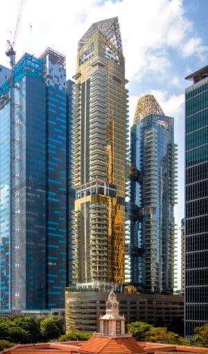 싱가포르 원 셴튼웨이 빌딩