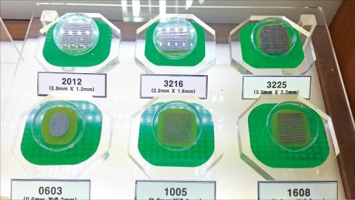 '디지털산업 비타민' MLCC…삼성전기, 세계 1위의 꿈 | | 한경닷컴