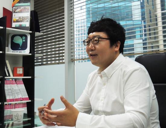 "[Biz 스토리(24)]위치기반 앱 시장에 '돌직구' 던진 씨온…""내가 있는 곳이 중심이 된다"" | IT/과학 | 뉴스 | 한경닷컴"