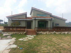 충남 태안군 신축 목조주택