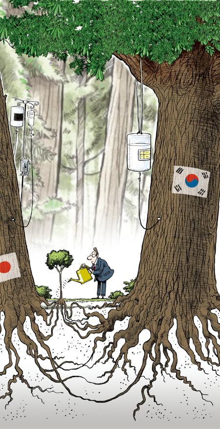 일본 경제 흔들리면 한국도 '휘청'…국가는 서로 경쟁하지 않는다 | 국제 | 한경닷컴