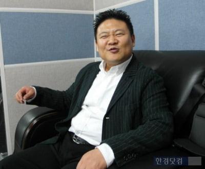 이상재 하트시각장애인 체임버오케스트라 단장. 사진=김하나 기자
