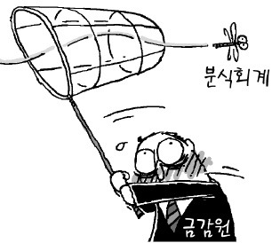 구멍난 금감원 '감리 그물망' | 증권 | 한경닷컴