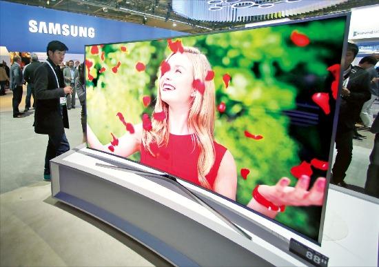 [Smart & Mobile] 삼성 SUHD vs LG OLED…차세대 TV 주도권 경쟁    한경닷컴