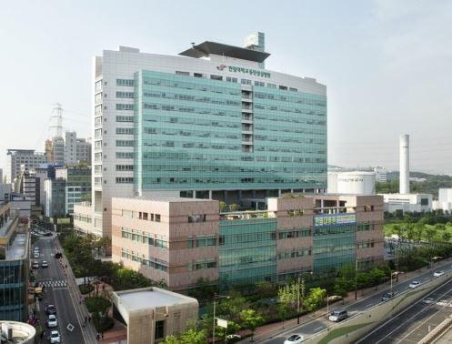 한림대학교 동탄성심병원 전경