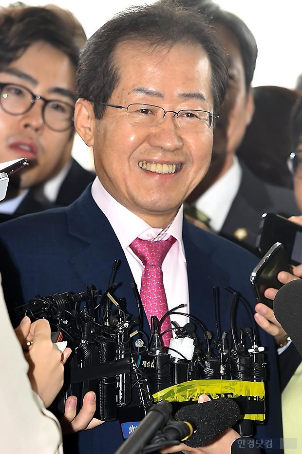檢, 홍준표 사법처리 자신감…'성완종 8인' 중 첫 기소 방침 | 정치 | 한경닷컴