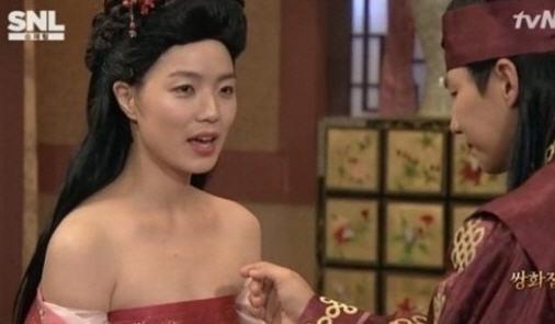 YG행 안영미 / 사진= tvN 'SNL 코리아' 방송화면 캡처