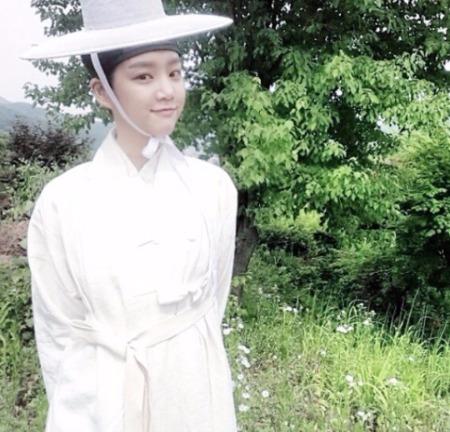 '밤을 걷는 선비' 이준기 이유비 부상 / '밤을 걷는 선비' 이준기 이유비 부상