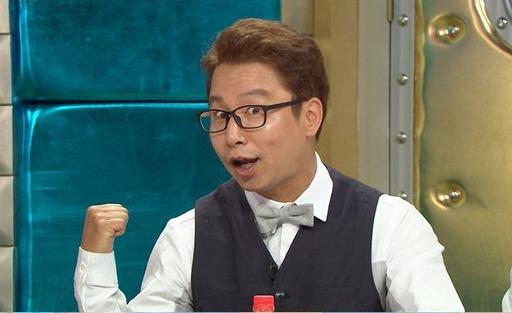 개그맨 심현섭 / 사진 = MBC '라디오스타' 제공