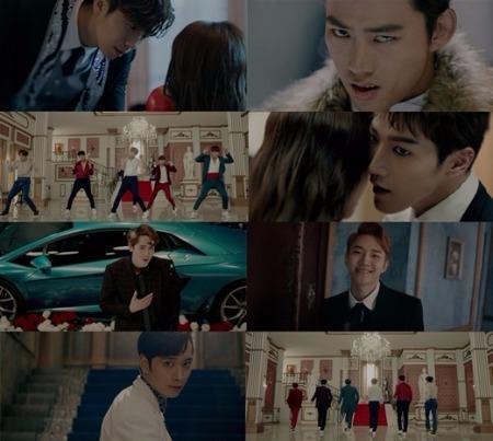 2PM '우리집' 뮤직비디오 / 사진 = 2PM '우리집' 뮤직비디오 캡처