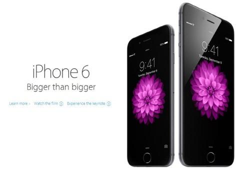 아이폰6S / 아이폰6S 사진=애플