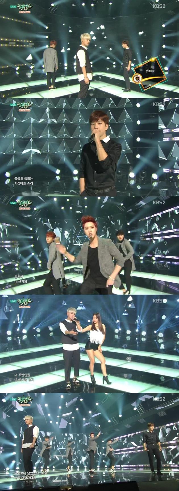'뮤직뱅크' 엠블랙 '뮤직뱅크' 엠블랙 사진=KBS2 방송 캡처