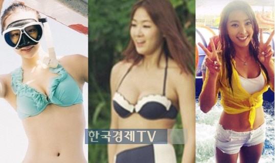 사진=씨스타 뮤비 캡처/ 보라sns/ 다솜sns
