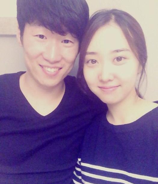 박지성 김민지
