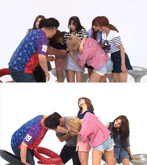 AOA 민아 / AOA 민아 사진=MBC 에브리원 제공