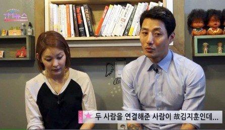 듀크 김석민 임선영 결혼 /사진 = OBS '독특한 연예뉴스'