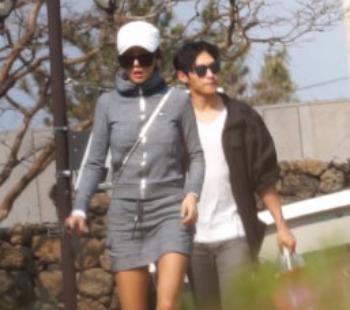 박한별 정은우 / 박한별 정은우 사진 = OBS '독특한 연예뉴스' 영상 캡처