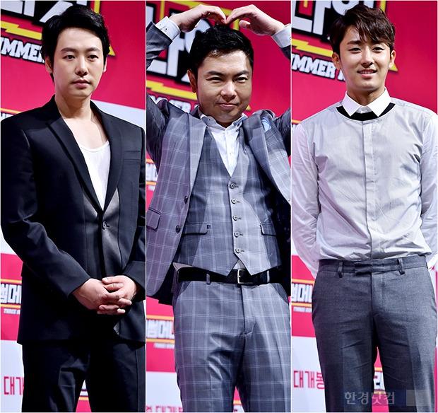↑김동욱-임원희-손호준, 찌질해도 괜찮아…'매력 넘치는 세 친구'