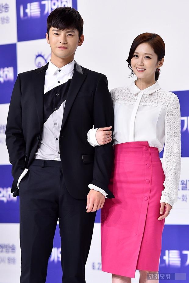 ↑서인국-장나라, '우월한 비주얼 커플'
