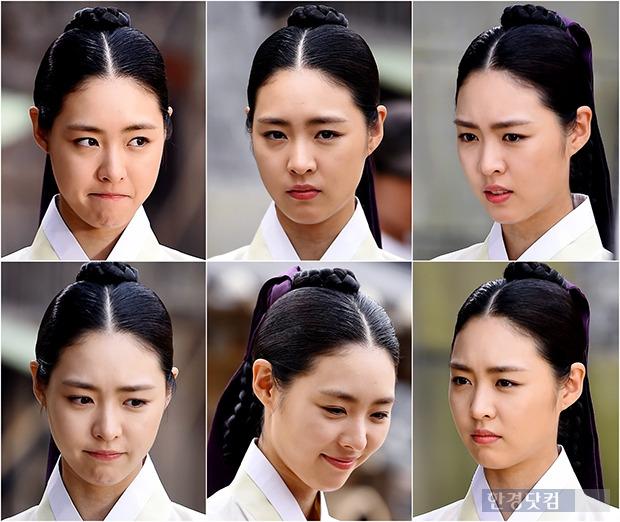 ↑이연희, 다양한 표정 연기…굴욕 없는 '청순 미모'