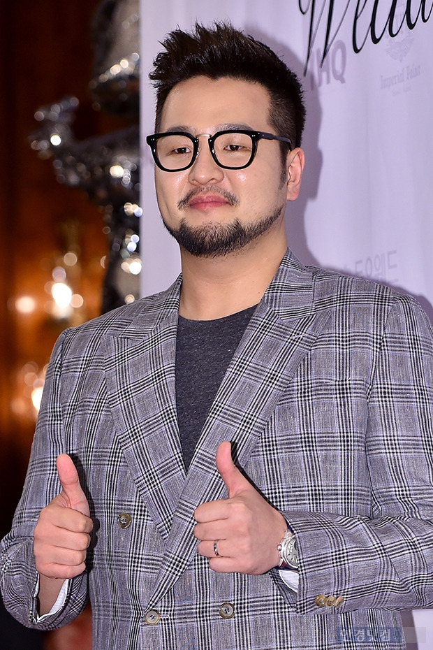 ↑김태우, '우리 맏형 최고'