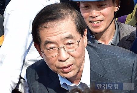 박원순vs문형표vs메르스 감염 의사 '진실공방' 논란(사진=진연수 한경닷컴 기자)