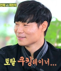 '힐링캠프' 최현석 '힐링캠프' 최현석 / SBS 방송 캡처