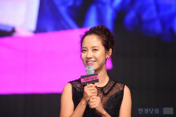 20121016, 영화 자칼이 온다 언론시사회, 송지효, 사진/ 변성현  기자
