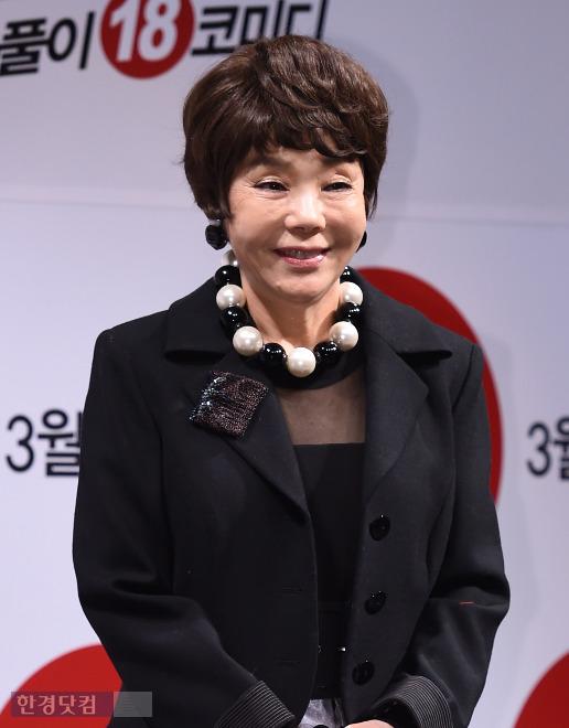 김수미 / 사진 = 변성현 기자