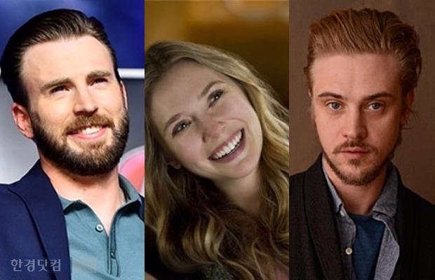 엘리자베스 올슨, 크리스 에반스와 사귀기 전에도…'깜짝'(사진=영화 '고질라'·'베리굿걸'·한경DB)