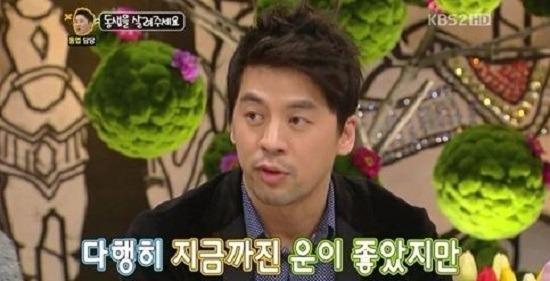김은오 권오중 일침 김은오 권오중 일침 / 김은오 권오중 일침 사진 =  KBS2 방송화면