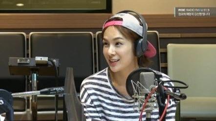 채연 / 사진 = MBC FM4U '정오의 희망곡 김신영입니다'