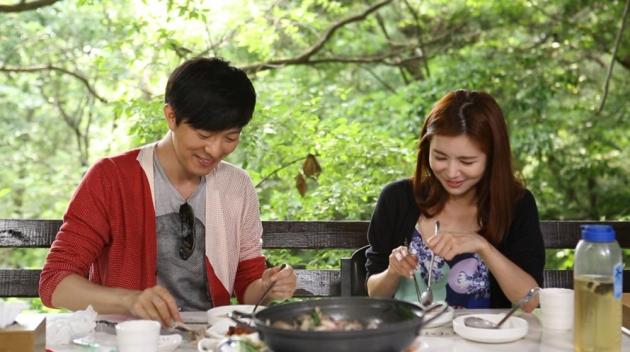 사진= JTBC '님과 함께 시즌 2 - 최고(高)의 사랑'