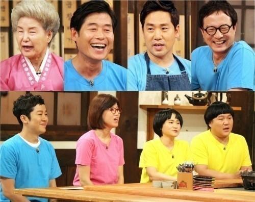 해피투게더 한식대첩 심영순 / 해피투게더 한식대첩 심영순 사진=KBS2 방송 캡처