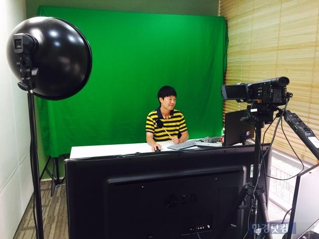 아프리카TV BJ 스튜디오.