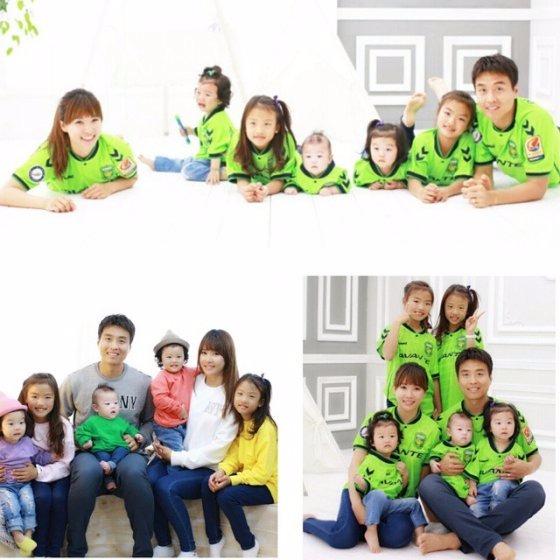 이동국 슈퍼맨 이동국 슈퍼맨 이동국 / 이동국 가족 사진 = 이동국 인스타그램