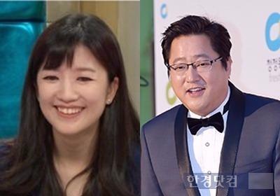 장소연 곽도원 / 사진=라디오스타 장소연 캡쳐, 한경닷컴 DB