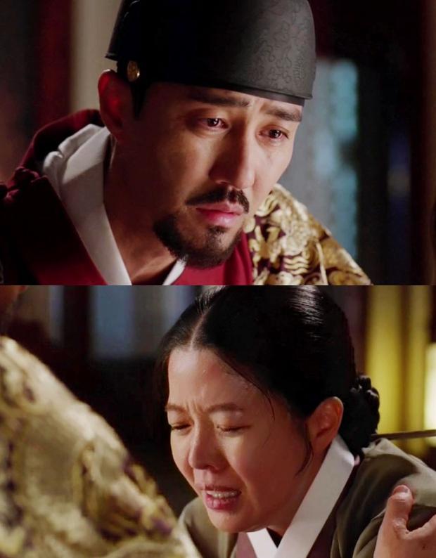 MBC '화정' 방송화면 캡쳐