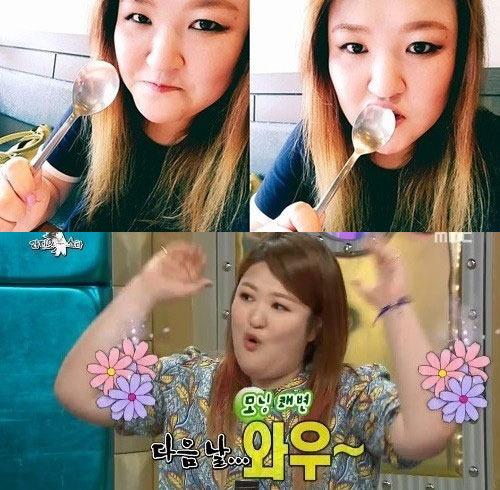 이국주 곤약다이어트 이국주 곤약다이어트 / MBC 방송 캡처·이국주 인스타그램