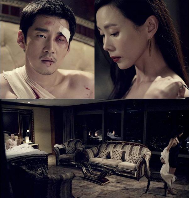 /JTBC '라스트' 윤계상-박예진