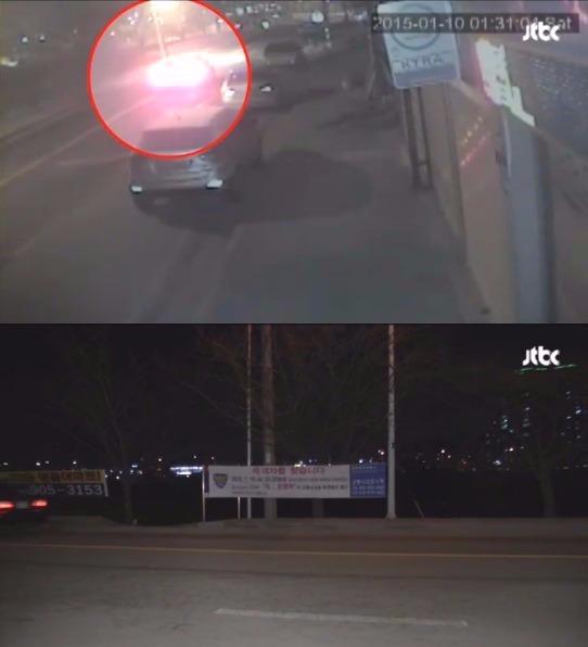 '크림빵 뺑소니' 피의자 징역 3년 선고…음주운전 무죄인 이유는? / 사진=JTBC 방송화면 캡쳐