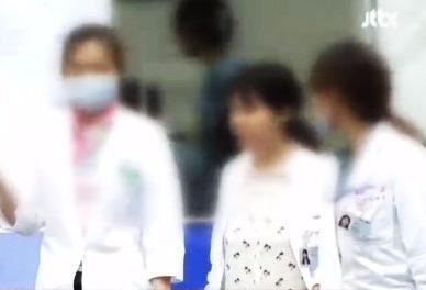 삼성서울병원 간호사 삼성서울병원 간호사 / 사진=JTBC 방송 캡처